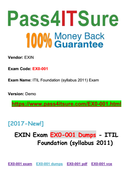 EX0-001 dumps